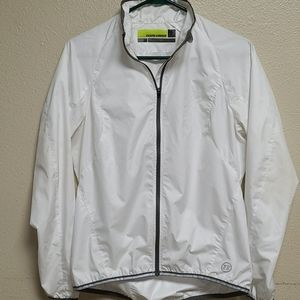 Novara Bike Riding Wind Breaker White size M